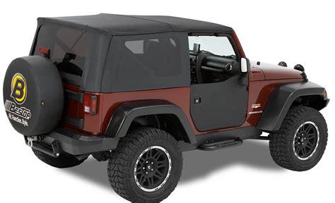 jeep wrangler half doors 1976 1995 jeep wrangler bestop half doors bestop 53038 15