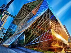 Best Modern Architecture HD Wallpaper
