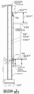 skylight architecture details pinterest flat roof With led lighting for glass tiles google patents on wiring led strip lights