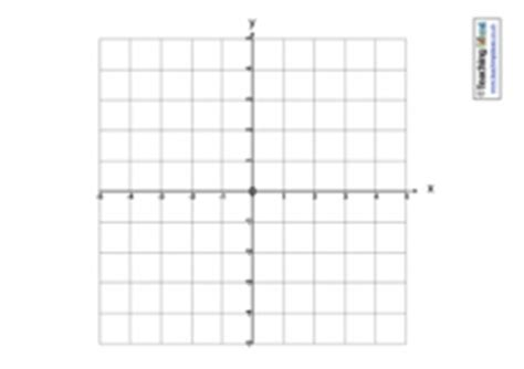 coordinate grid templates teaching ideas