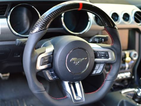 dctms steering wheel projects    ford mustang
