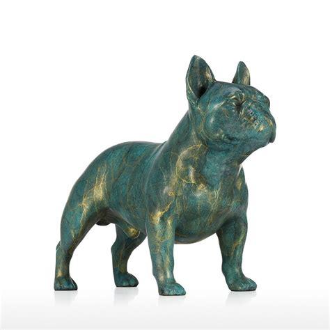 french bulldog statue  french bulldog home decor