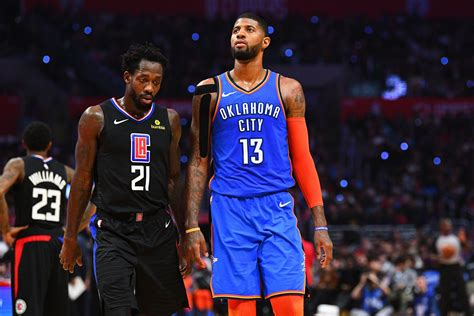 paul george trade means   la clippers