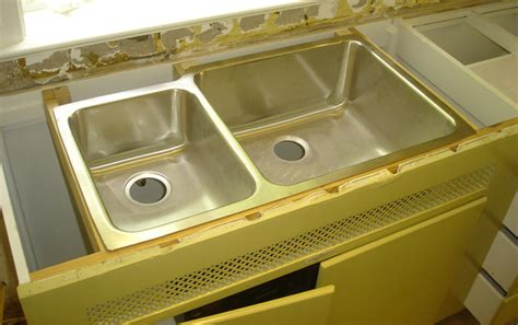 install undermount kitchen sinks concrete