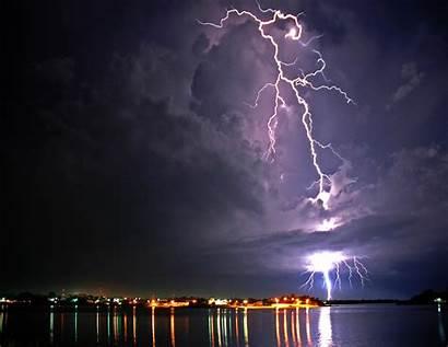 Lightning Storm Animated Clouds Ocean Wallpapersafari