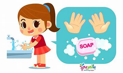 Printable Washing Hand Posters Hands Wash Clipart