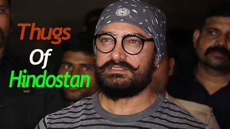 """thugs Of Hindustan"" Aamir Khan's New Upcoming Movie"