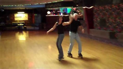 roller skate, couple skate, adult couple,backwards skate ...