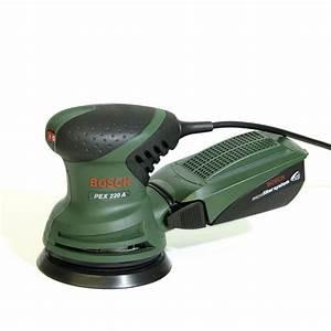 Bosch Pex 220 A : bosch pex 220a exzenterschleifer 0603378000 schleifer schwingschleifer ~ Eleganceandgraceweddings.com Haus und Dekorationen