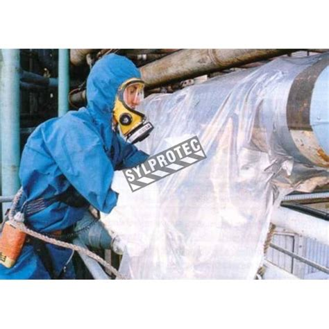 scrubbing brush  delicate asbestos remediation  pipes