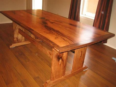 arts and crafts dining table custom arts and crafts dining table by rockytop woodworks