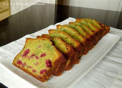 cake 224 la pistache et aux griottes 1 2 3 4 filles aux fourneaux