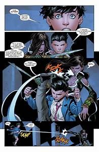 Superboy Meets Talia Al Ghul Rebirth Comicnewbies
