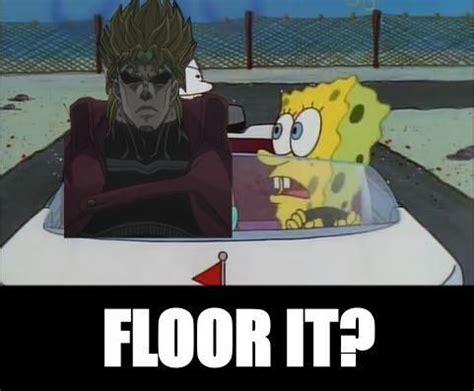 Dio Meme - dio quot go quot jojo s bizarre adventure know your meme jojo bizarre adventure pinterest