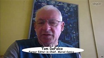 Comic Culture with Tom DeFalco - YouTube