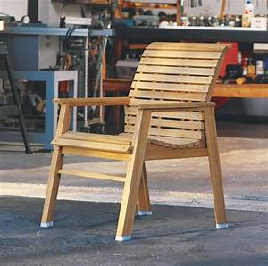 How, To, Make, A, Patio, Chair, Diy, Outdoor, Furniture, Tutorial