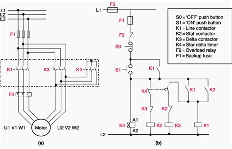 troubleshooting three basic hardwired circuits used in starting electric motor eep