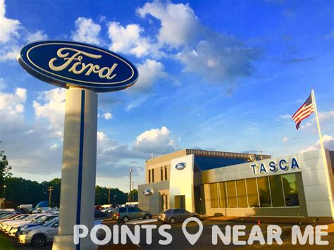 FORD DEALERSHIP NEAR ME   Points Near Me