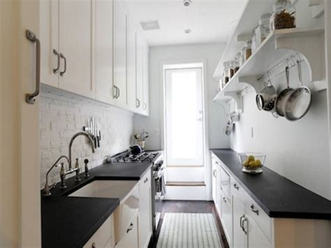 apartment galley kitchen ideas 47 best galley kitchen designs decoholic intended for