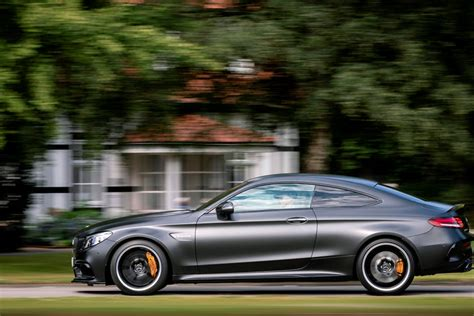 It still has to snow for a while if this mercedes cannot get away. 2021 Mercedes-AMG C63 Coupe Exterior Photos | CarBuzz
