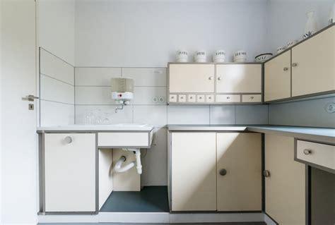Kuche Bauhaus by Bauhaus Haus Am Horn Weimar Moderno Cucina