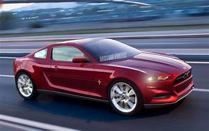 Should the Next-Gen 2015 Ford Mustang Look Like This?