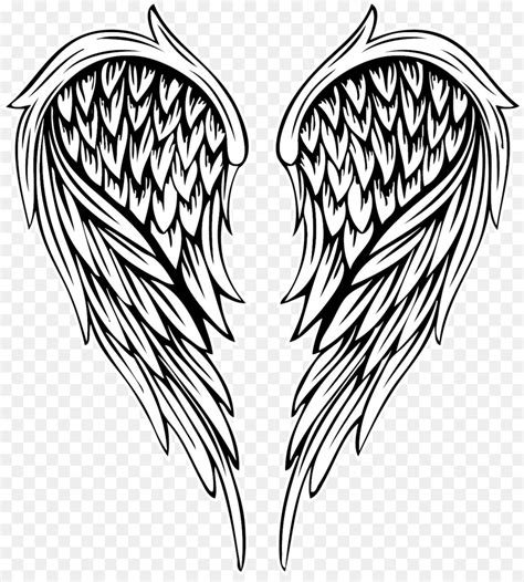 Coloring Vector by Drawing Illustration Vector Painted Feather Wings