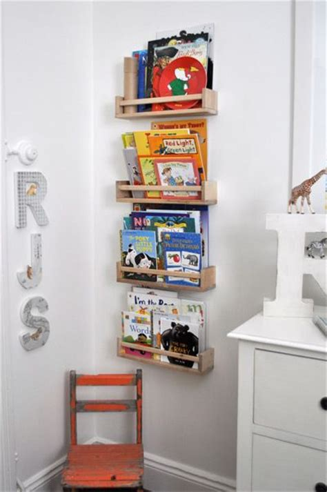 Spice Rack For Books by 1000 Ideas About Kid Bookshelves On Baby