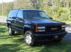 Sell Used 1995 Gmc Yukon Gt Two Door Rare Factory 5 Speed