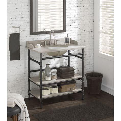 fresh industrial bathroom vanity pipes creative maxx ideas