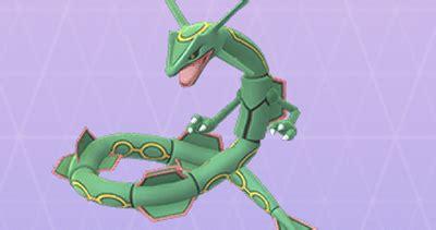 pokemon  rayquaza stats  moveset max cp