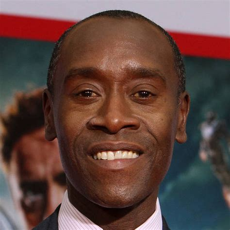 Don Cheadle took anti-anxiety medication during filming of ...