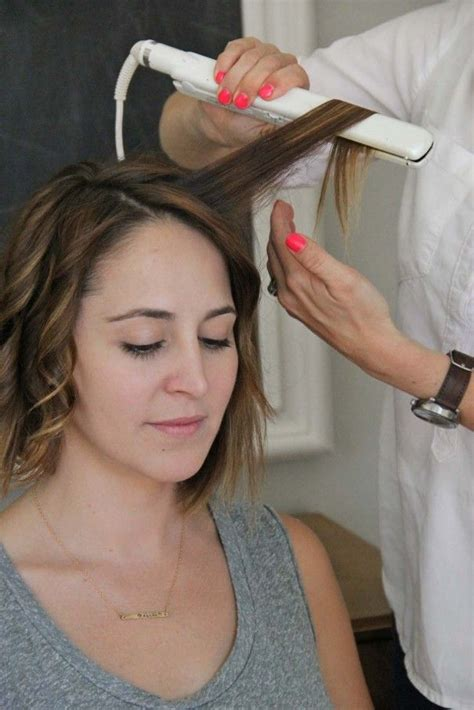 Flat Iron Curls For Short Hair Drone Fest