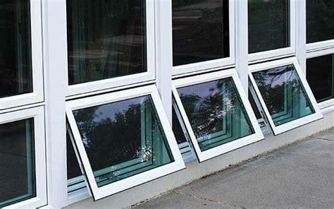 residential vinyl awning windows newtec windows
