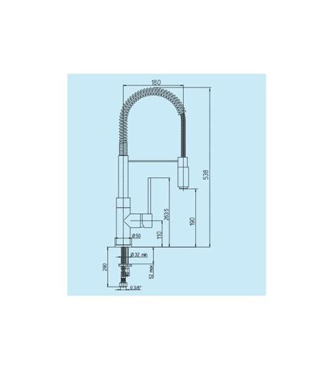 rubinetti per lavello cucina miscelatore lavello cucina piralla essenza 0es00142a16
