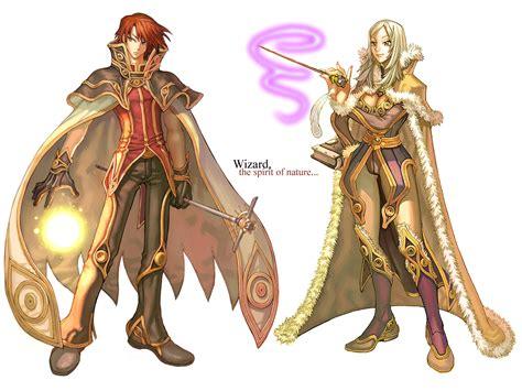 Wizard - Ragnarök Wiki