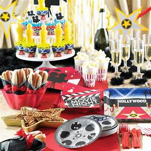 Hollywood Theme Party - Diddams Party & Toy Store