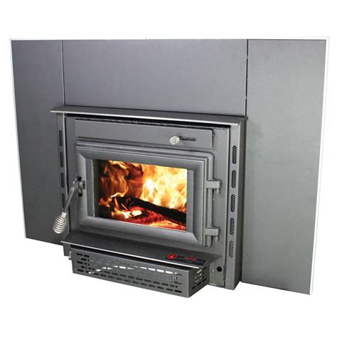 wood stove fans on top of stove vogelzang colonial 1800 sq ft wood burning stove with