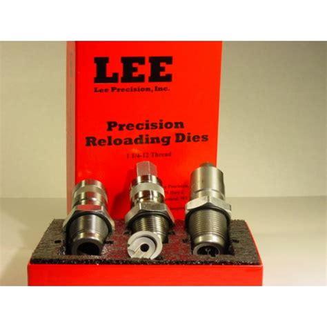 Lee 577450 Martinihenry 3 Die Set Steel