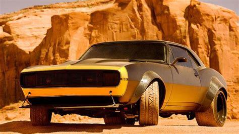 67 Camaro Bumblebee by Transformers 4 Bumblebee To Be 67 Camaro Autoweek