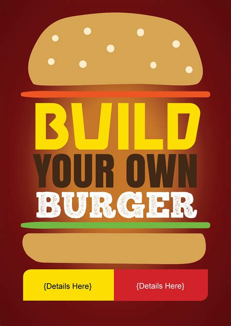 Build Your by Build Your Burger