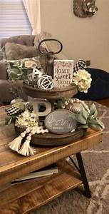 67, Rustic, Tray, Ideas, To, Style, Your, Coffee, Table, -, Page, 30, Of, 67