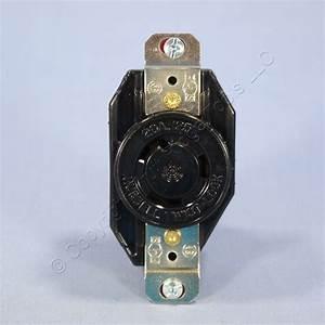 Hubbell Bryant Twist Turn Locking Receptacle Nema L5