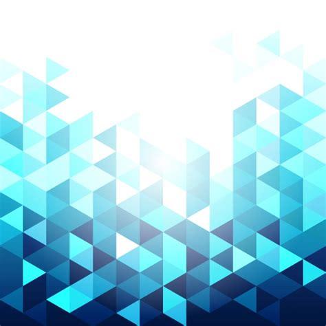 fondo geometrico azul descargar vectores gratis