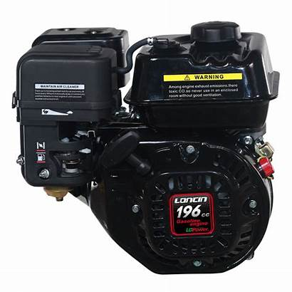 Loncin Engine Vertical Shaft 5hp 196cc Engines