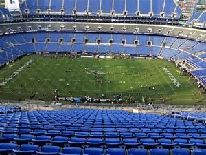 Section 526 At M T Bank Stadium Baltimore Ravens
