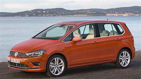 vw golf plus neu vw golf sportsvan der variante golf autogazette de