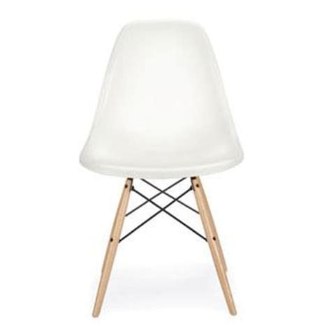 eames molded plastic dowel leg chair look 4 less