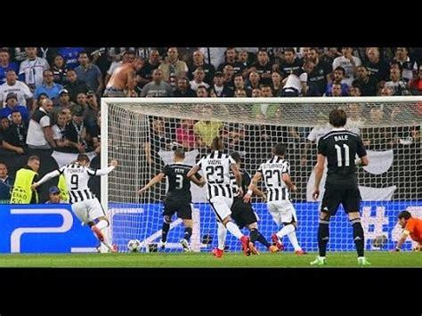 Alvaro Morata Gol Real Madrid Vs Juventus 1-1 & Highlights ...