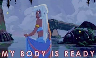 Kida Gifs Masaomi Atlantis Disney Bikini Cosplay
